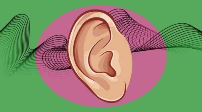 orecchio suono