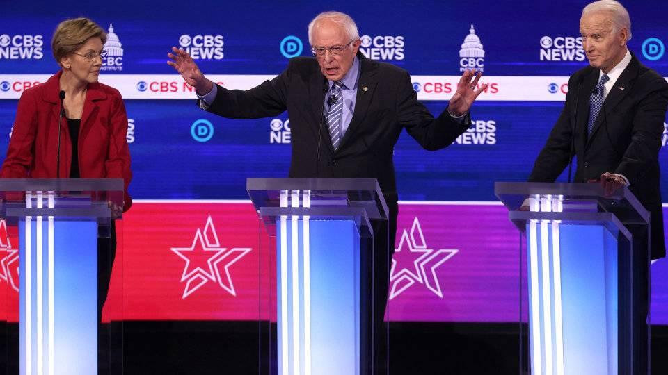 Primarie dem negli Stati Uniti, tutti contro Sanders (che ri