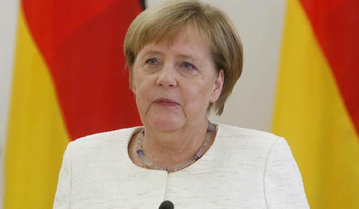 Coronavirus, Angela Merkel
