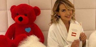 Barbara d'Urso lacrime