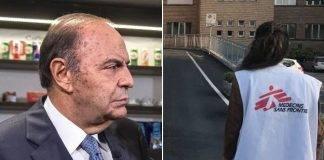 Bruno Vespa contro Medici Senza Frontiere