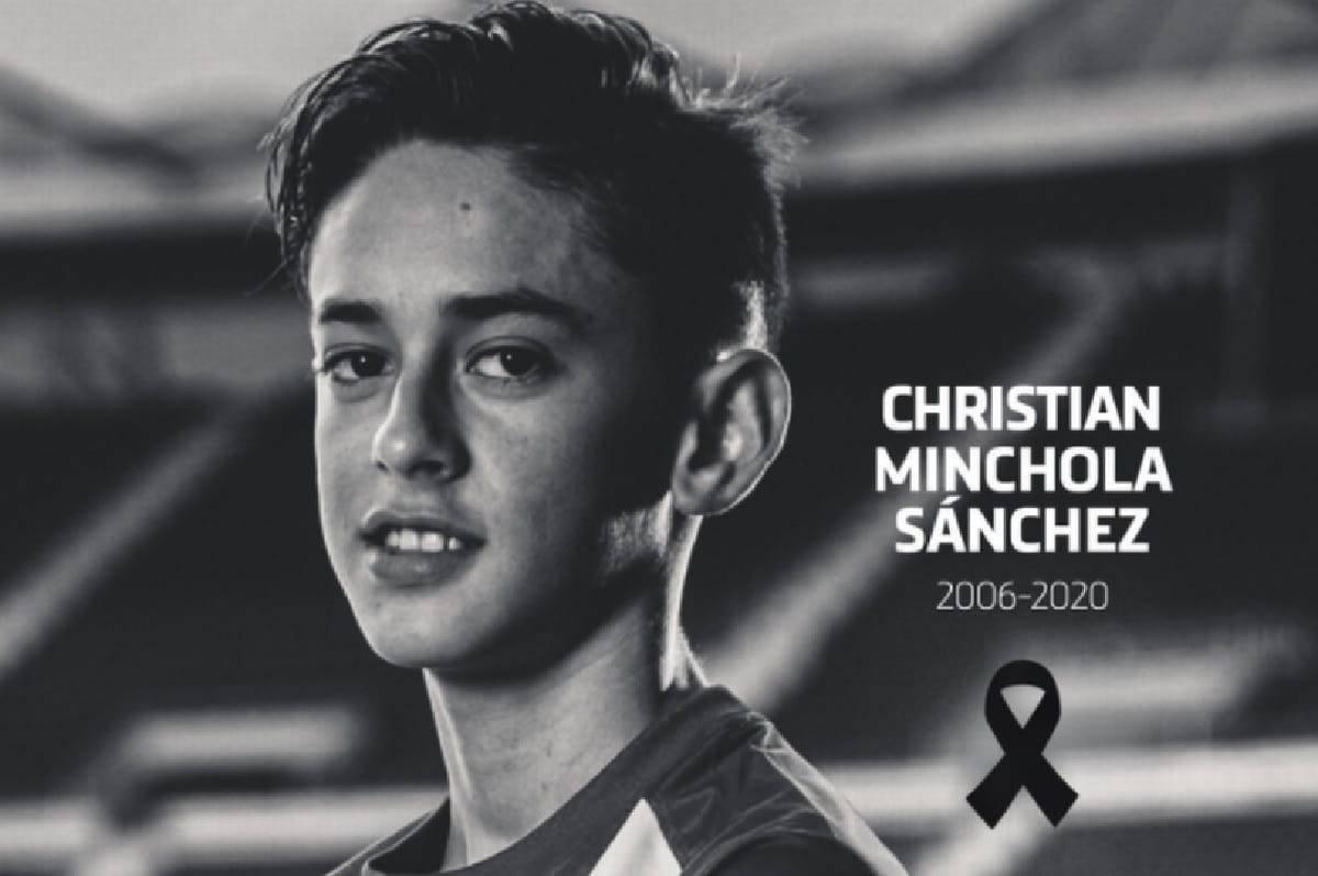 Lutto nel mondo del calcio: muore a solo 14 anni Christian M