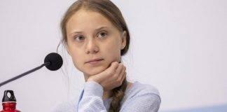 Coronavirus, Greta Thunberg
