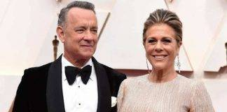 Coronavirus, Tom Hanks e Rita Wilson positivi