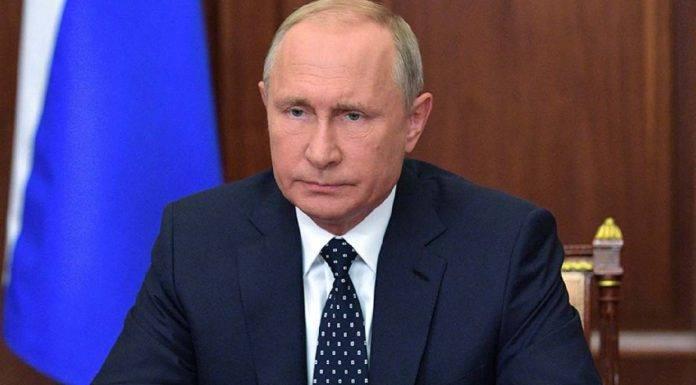 Coronavirus, Vladimir Putin