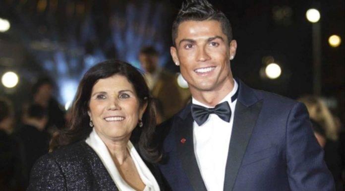 Cristiano Ronaldo, la madre ricoverata d'urgenza in ospedale
