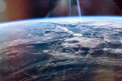 La terra sta guarendo