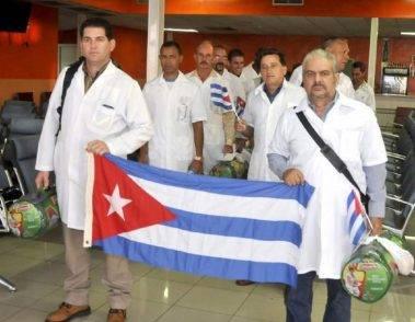 Medici cubani in aiuto a Milano