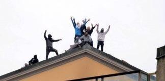 Milano, rivolta nel carcere San Vittore