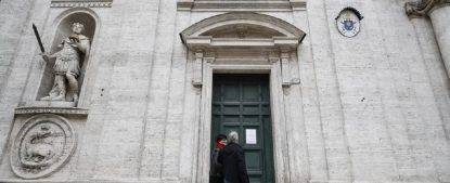 Chiesa San Luigi dei Frances Roma
