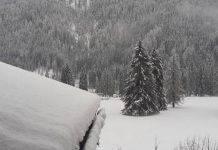 Troppa neve a Cortina
