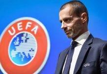 Uefa, Campionato Europeo di calcio slitta al 2021
