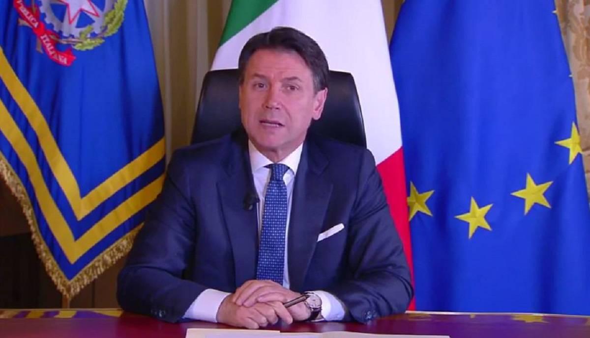 il messaggio del premier agli italiani