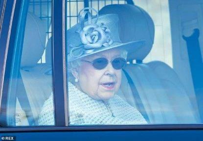 Boris Johnson - Regina Elisabetta - Immunità di gregge