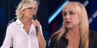 Amici, Maria De Filippi e Alessandra Celentano