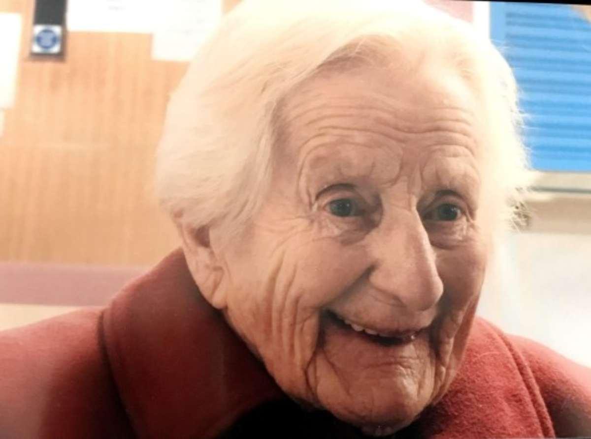 "Donna guarisce dal Coronavirus a 99 anni: ""Grazie ai medici,"