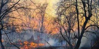 Chernobyl, scoppia un incendio