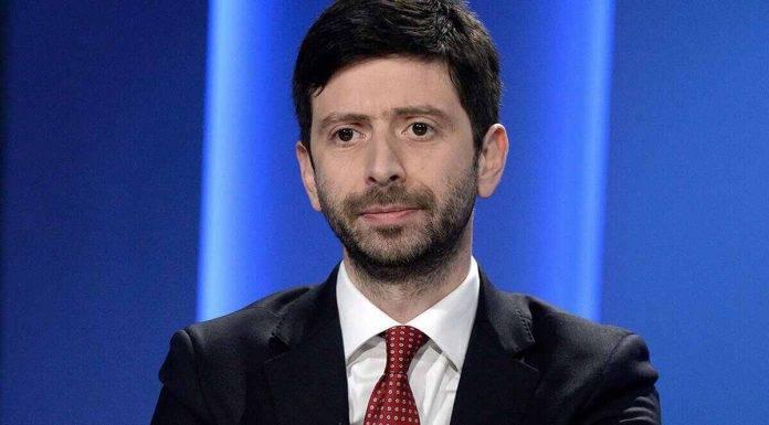 Coronavirus, Roberto Speranza