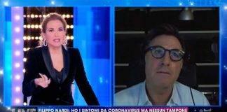 Filippo Nardi, Coronavirus