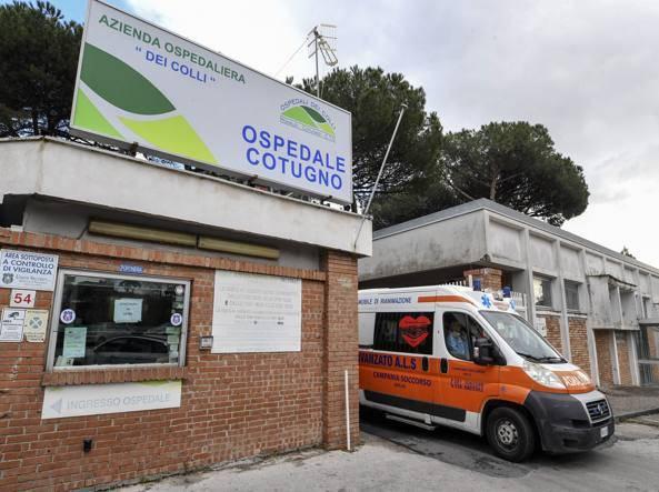 Coronavirus, al Cotugno di Napoli zero contagi tra il person