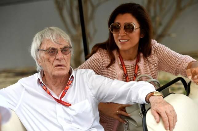 Incredibile Ecclestone: sarà ancora papà a 89 anni