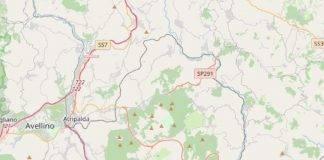 scossa di terremoto ingv
