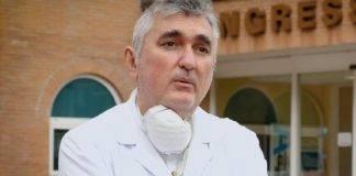 Giuseppe De Donno, account Facebook sparito