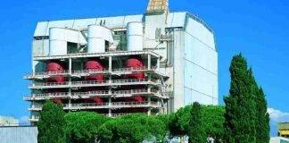 Latina, centrale atomica