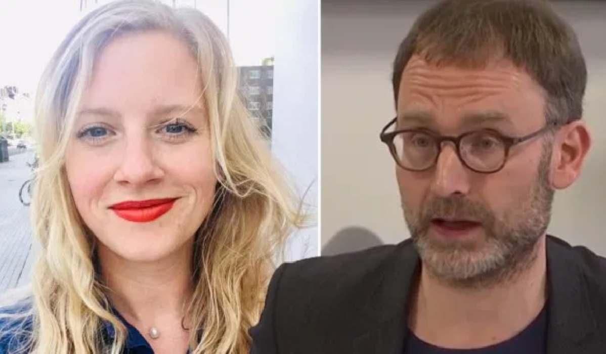 Neil Ferguson e Antonia Staats