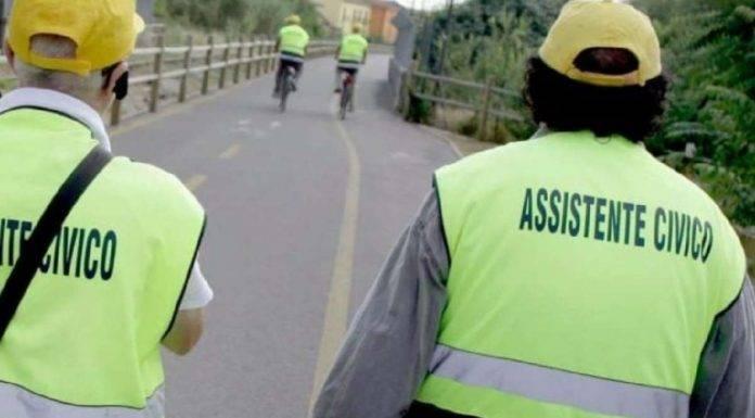 Via libera agli assistenti civici volontari