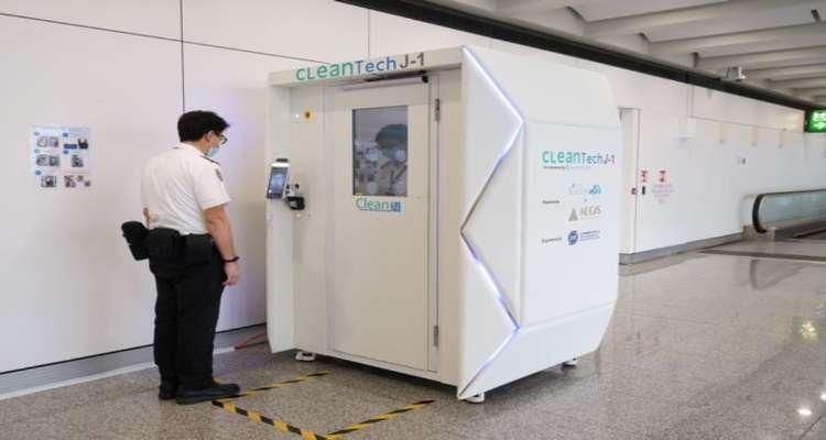 aeroporto hong kong coronavirus misure