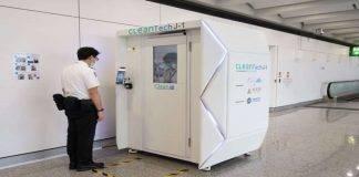 aeroporto hong kong coronavirus misure sicurezza