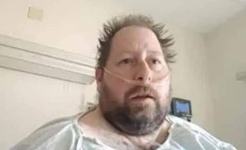 Complottista infettato dal Covid 19 finisce in terapia inten