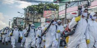 brasile epicentro pandemia