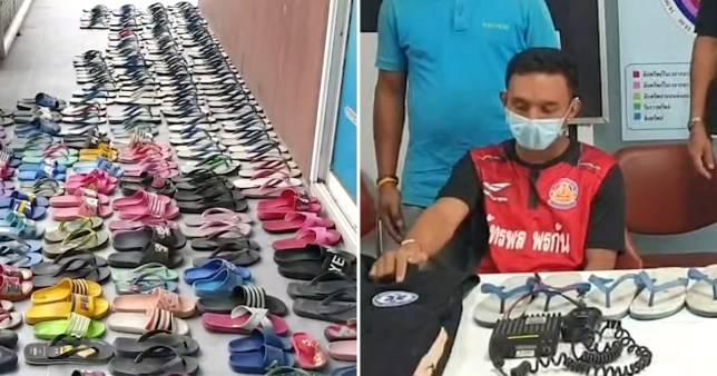 Feticista 126enne rubava le ciabatte dei vicini: arrestato i