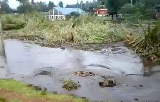 Allarme inondazioni in Kenya