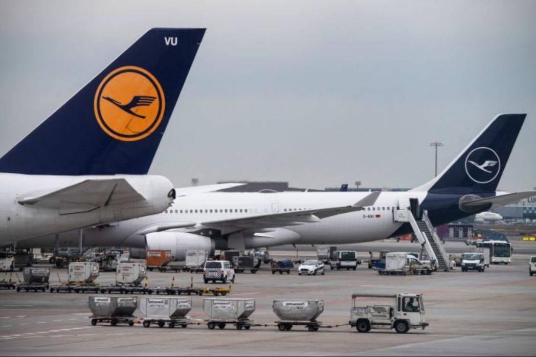 Ingegnere tedesco positivo al Covid su un aereo diretto in C
