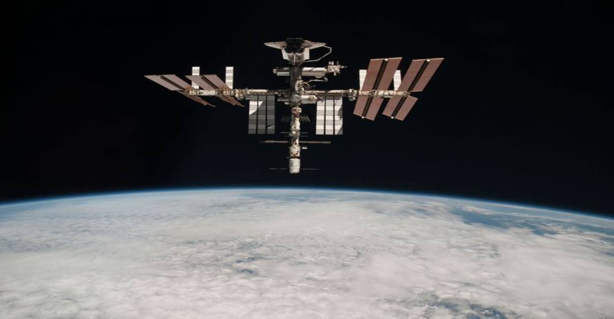 russia stazione spaziale