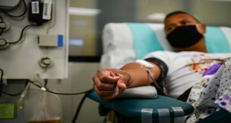 Coronavirus, Mantova: 28enne senza febbre in 24 ore grazie al plasma