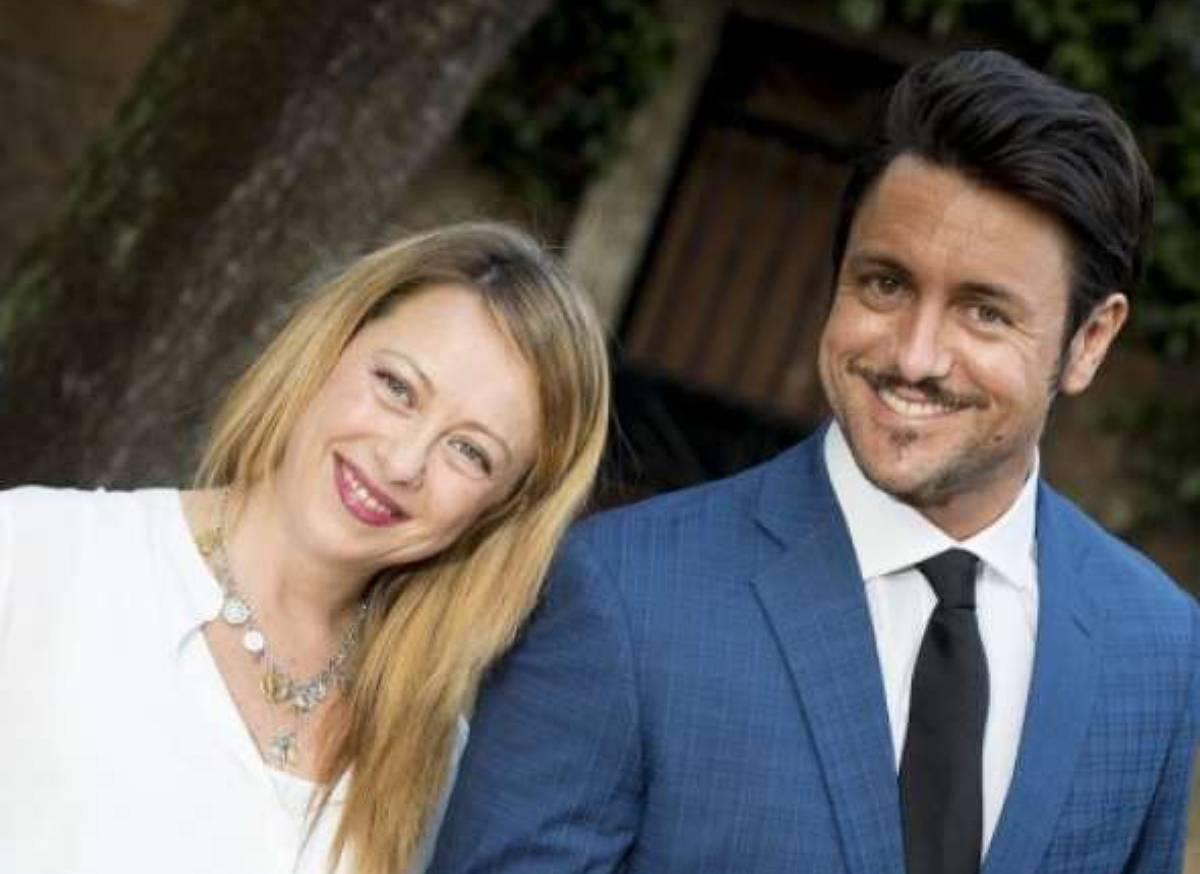 Chi è Andrea Giambruno, compagno di Giorgia Meloni: età ...