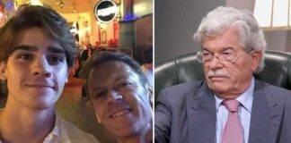 Antonio Razzi, Rocco Siffredi e Leonardo Grande Fratello Vip