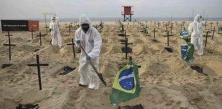 Coronavirus Brasile, morti e contagi in più