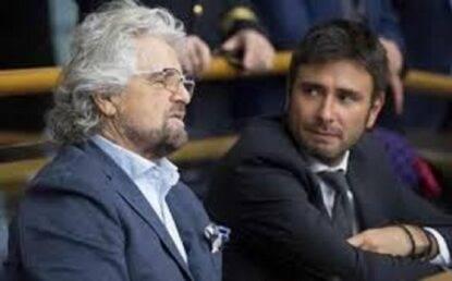 Scontro tra Grillo e Di Battista