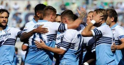 Lazio in gol
