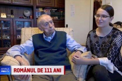 Morto in Romania l'uomo più anziano del mondo