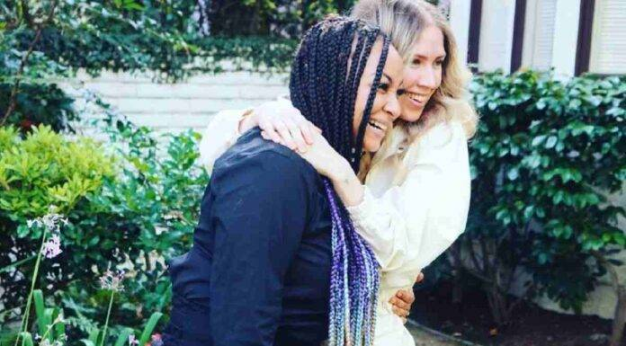 Raven-Symoné ha sposato la fidanzata MirandaPearman-Maday