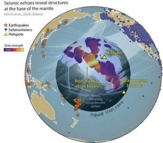 Terra mappata in profondità, trovate megastrutture