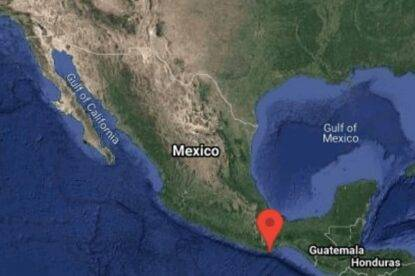 Terremoto - Mexico - earthquake