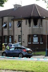 Tragico incendio ha come vittime tre bambini