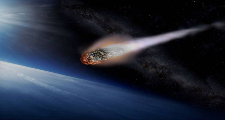 asteroide nasa terra